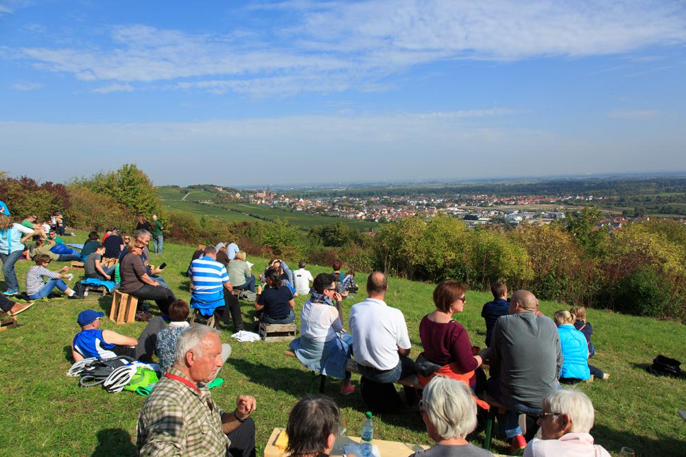 Die Schlemmerwanderung in Oppenheim